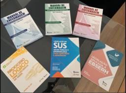 Coleção de livros Rômulo Passos - Preparatório para concursos