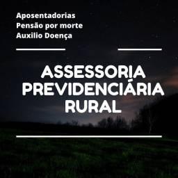 Título do anúncio: Assessoria Previdenciária rural