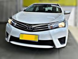 Corolla GLI automático 1.8 2017
