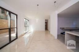 Apartamento à venda com 3 dormitórios em Funcionários, Belo horizonte cod:329696