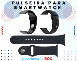 Pulseiras Para Relógios Inteligente  Smartwatch.