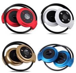 Fone Ouvido Bluetooth Esportivo Estéreo R$90,00