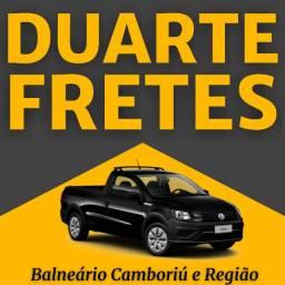 Duarte Fretes - Frete Balneário Camboriú e Região - BC