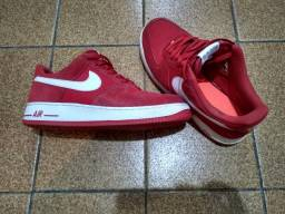 Nike Air force 1 low player Red