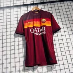 Título do anúncio: Camisa Roma 20/21 - camisas de time futebol pronta entrega