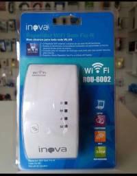 Repetidor Sinal Wifi 300mbps Receptor Wireless