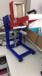 Prensa transfer Nasus Ink giroThermo Roller Professional
