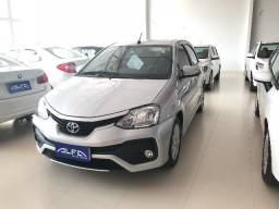 Toyota Etios XLS 1.5 Hatch - 2018