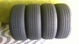 Pneu aro 16 205/55/16 Bridgestone barato 125,00