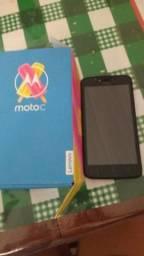 Moto C com 1 mês de uso