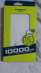 Vendo carregador portátil 10000 mAh