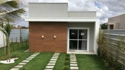Casa de 2/4 e 2 suítes mais 1 lavabo - Área de ampliação - Super Desconto - SIM
