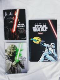 DVD's Star Wars Episódios I ao VI