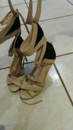 Sandalia nude