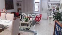 Casa à venda com 4 dormitórios em Tijuca, Rio de janeiro cod:AP4CS2555