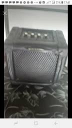 Caixa de som amplificador Giannini