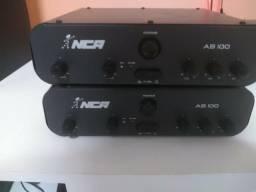 Pra hoje promoção,Vendo um amplificador sem nenhum feito