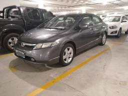 Civic lxs 2007 muito novo, recebo veiculos menor valor - 2007