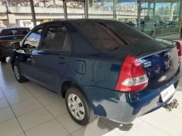 Etios sedan x 1.5 2015 - 2015