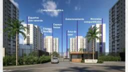Conceito Residencial-2 quartos com Varanda-Use seu FGTS como Entrada
