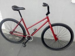 Bicicleta feminina vintage aro especial 26