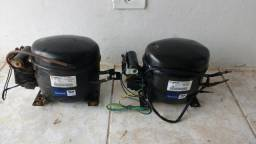 Motor para freezer horizontal