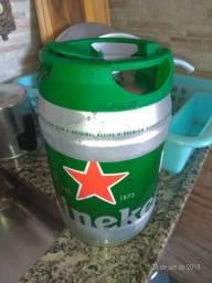 BARRIL Heineken 5 lts vazio