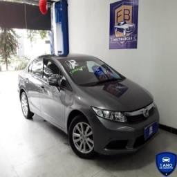 HONDA CIVIC 2012/2012 1.8 LXL 16V FLEX 4P MANUAL - 2012