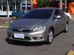 Civic Sedan EXS 1.8/1.8 Flex 16V Aut. 4p - 2012