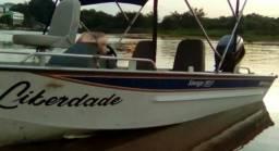 Lancha barco savage 5013 16 pes - 2003
