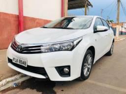 Toyota Corolla XEI , 2.0 14/15 completo pegamos carros e motos como entrada - 2015