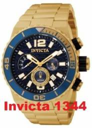 2ec8c90f010 Relógio Invicta Pro Diver Chronograph 1344 Material da Caixa  Aço  Inoxidável Material da P