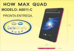 Placa Tablet How Max Quad 8gb Anatel Funcionando + Bateria carlaadryellyshop