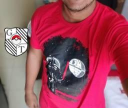 Camisa Darth Vader/ Death Star
