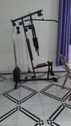 Vendo estação de musculação 1050 zap 98891034706