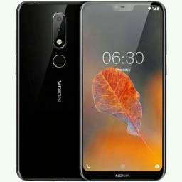 Nokia X6 64Gb - Preto