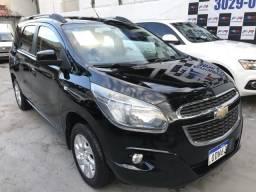 Chevrolet Spin LTZ 1.8 Automática + 07 lugares pouco rodada + IPVA 2019 pago - 2013