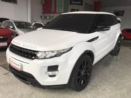 Land Rover Evoque Dinamique - 2012