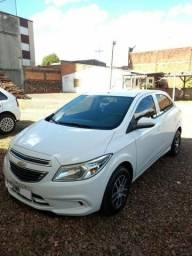 Gm - Chevrolet Onix 2015 46mil km unico dono ipva 2019 pago Abaixo da Fipe - 2015