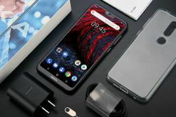 Nokia X6, 6gb de ram, Android one, 64gb
