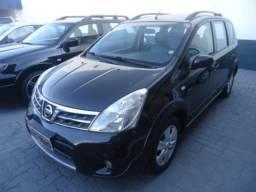 Nissan livina 2012 1.8 sl x-gear 16v flex 4p automÁtico - 2012