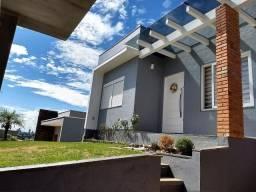 Casa Moderna, Suíte com Hidro, Garagem, Salão de Festas e Escritório