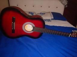 Vendo violão com capa