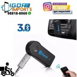 Bluetooth Auxiliar p2, receptor de música, usado comprar usado  Natal