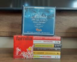 Box de Dvd's Família debaixo da graça- Pr. Josué Gonçalves