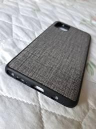 Capa de Tecido Aioria para Galaxy Note 10 Lite
