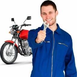 Mecânico de moto