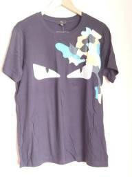 Camiseta Fendi Monster Tam G