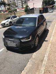Audi a1- sportback - passagem leilão - enchente - 2014