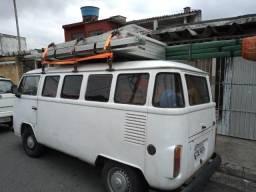 Vendo Kombi e barraca para feirante - 1988
